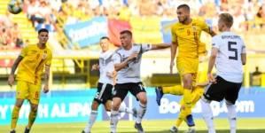Tinerii României pierd semifinala Campionatului European Under 21, dar câștigă aprecierile întregii lumi