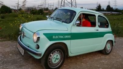 Macedonia intră în era electrificări cu Zastava 750