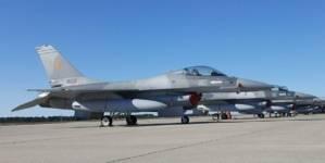 Alte două aeronave F-16 în dotarea Forțelor Aeriene Române. Încă trei vor sosi în următoarele luni