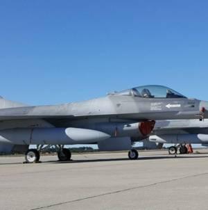 MApN: Odată cu livrarea a cinci noi F-16, toate aeronavele de acest tip vor fi modernizate la configurația M.6.X