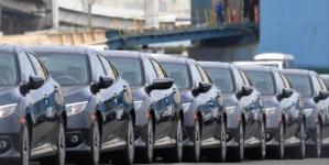 Vânzările mondiale de mașini au scăzut la nivelul din 2011