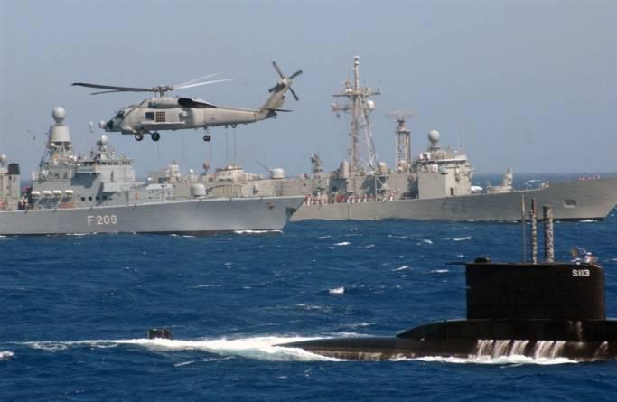 """Marea Neagră, teatru de război. Rusia a început un exercițiu militar în paralel cu aplicația NATO """"Sea Breeze – 2019"""""""