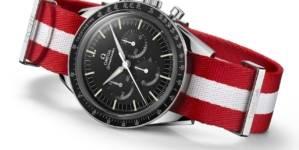 Ediție aniversară pentru primul ceas Omega ajuns în spațiul cosmic