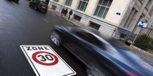 Limitarea vitezei la 30 km/h, o nouă metodă europeană de reducere a traficului și poluării