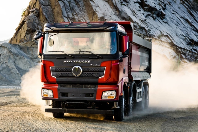 "ATP Trucks Truston: România asamblează camioane ""made in Maramureș"""