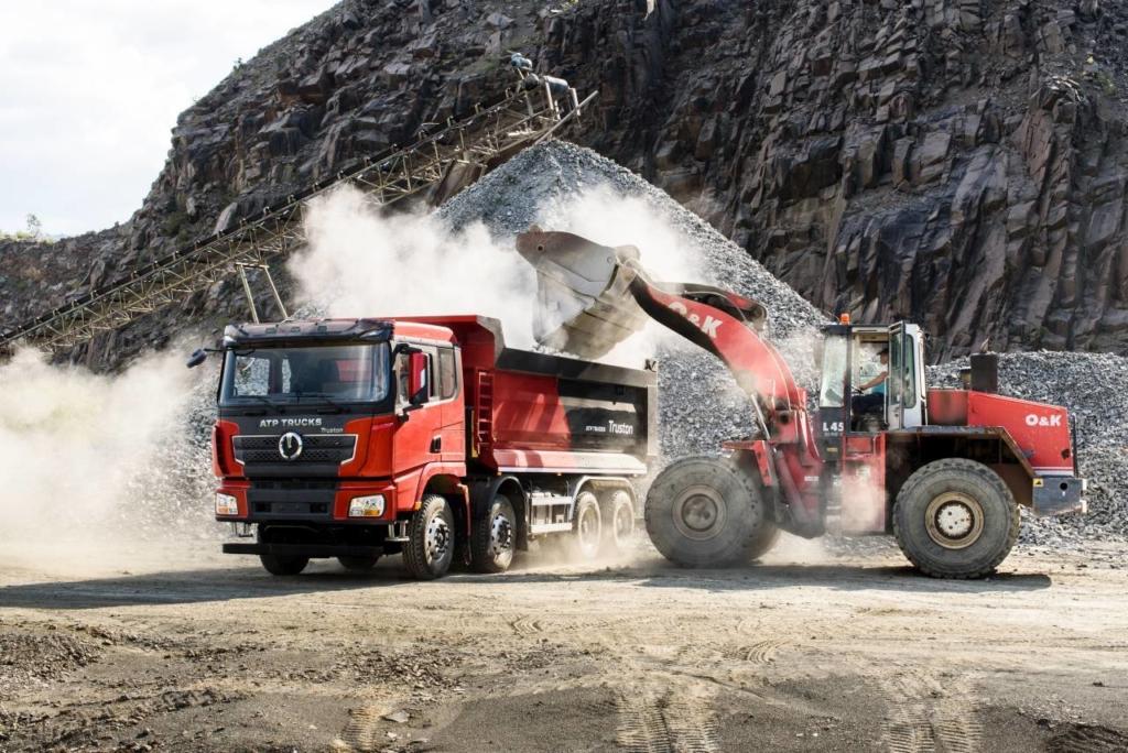 ATP Trucks Truston