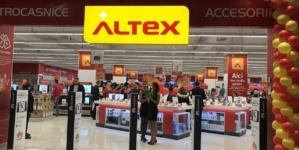 Altex intră în afacerea stațiilor de încărcare pentru mașini electrice