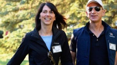 Fosta soție a lui Jeff Bezos devine al doilea mare acționar al Amazon și una dintre cele mai bogate femei din lume