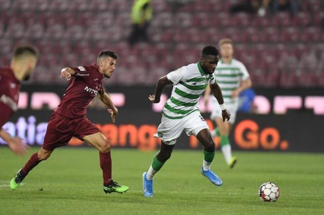 Victorie pentru CFR Cluj în Scoția și calificare spectaculoasă în play-off-ul Ligii Campionilor