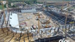 Doar două din trei stadioane vor fi gata pentru EURO 2020