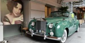 Așa arată Rolls Royce-ul deținut de Elizabeth Taylor vândut cu peste o jumătate de milion de dolari