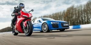 Europenii dau mașinile pe motociclete