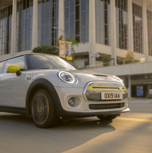 Marca Mini va comercializa doar mașini electrice începând cu 2030