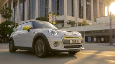 Primul Mini electric poate fi comandat, de astăzi, în România