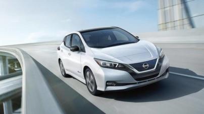 Nissan, campionul vânzărilor de mașini electrice din România