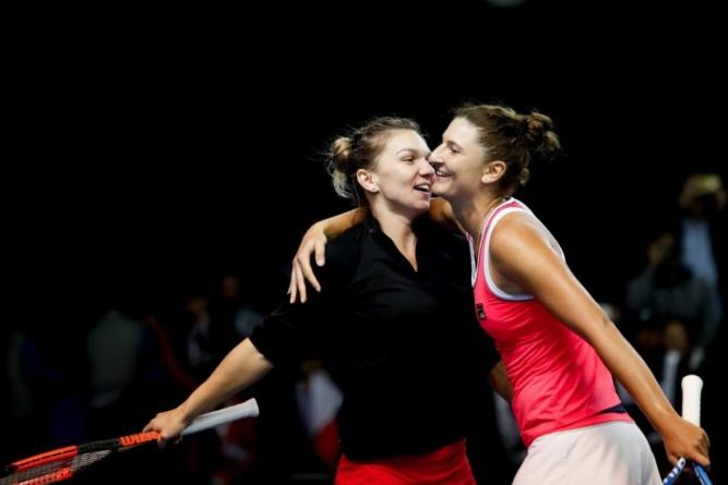 Două românce în Top 100 mondial al tenisului