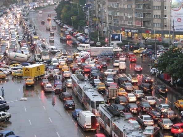 UPDATE   Buvinieta revine! Taxă pentru acces în centrul Capitalei. Autoturismele sub Euro 3 vor fi interzise!   VIDEO