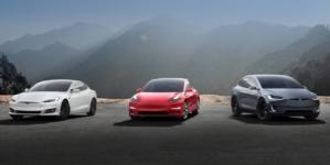 Livrările de mașini Tesla au atins un nou record