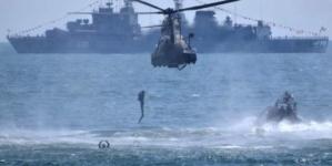 Ziua Marinei Române: Militari din SUA, Ucraina şi Italia la ceremoniile de la Constanța