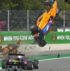 Accident spectaculos, astăzi, în Formula 3 – VIDEO
