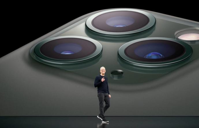 Nedumerire la Cupertino: A fost lansat Apple iPhone 11 sau serviciul Apple TV+