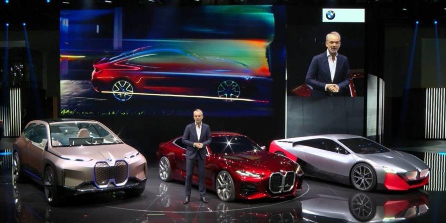 IAA Frankfurt 2019: BMW Concept 4 va deveni model de serie în 2021