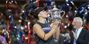 Bianca Andreescu o zdrobește pe Serena Williams și cucerește trofeul US Open