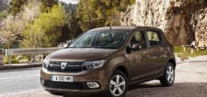 Dacia Sandero, cel mai cumpărat autoturism în Spania