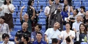 Japonezii vor arunca fulgi de gheață pentru a răcori spectatorii Jocurilor Olimpice de la Tokyo