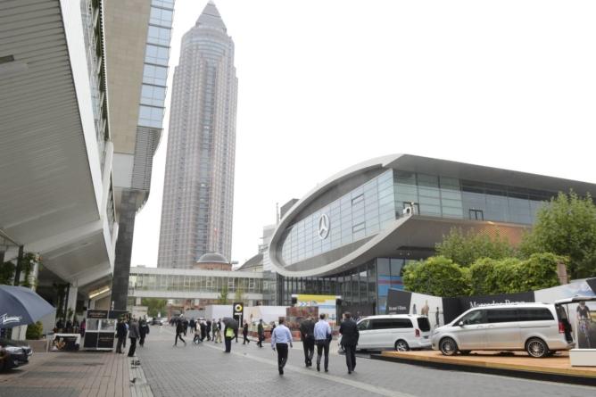 A început spectacolul electrificării de la Frankfurt Motor Show 2019