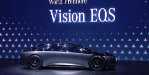 IAA Frankfurt 2019: Mercedes Vision EQS – viitoarea Clasă S dezvăluită sub forma unui concept electric – VIDEO