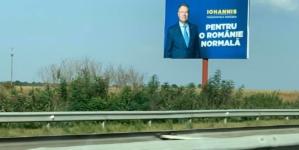 Președintele AEP: În afara campaniei electorale, afișele potențialilor candidați sunt tratate ca orice altă formă de publicitate
