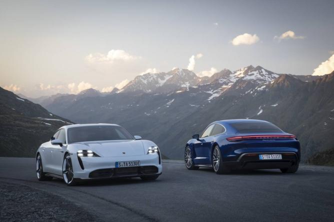 Porsche pregătește un recall pentru spectaculosul model Taycan