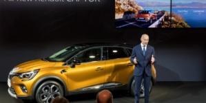 IAA Frankfurt 2019: Renault Captur, reinventat