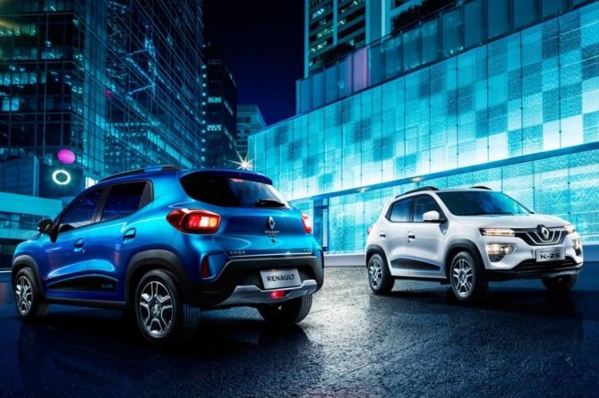 Renault lucrează la un automobil electric cu un preț de 10.000 de euro. Ar putea purta sigla Dacia?