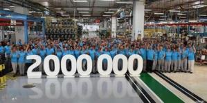 Două milioane de motoare Renault TCe produse în România