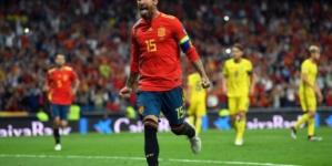 România – Spania 1 – 2: Lecție de flamenco pe Arena Națională