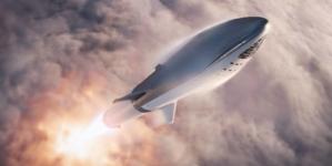 Elon Musk a prezentat Starship, naveta care va transporta oameni pe Lună și chiar pe Marte
