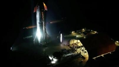 Misiunea NASA și SpaceX, amânată cu 17 minute înainte de aprinderea motoarelor