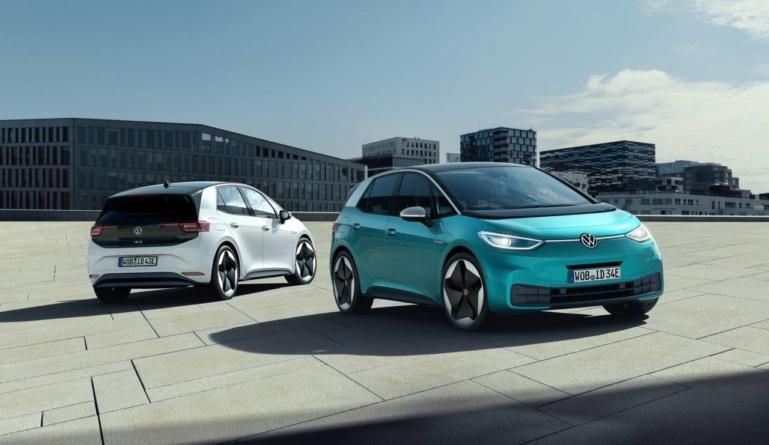 Primele modele Volkswagen ID.3 ajung, din această lună, la clienții din România