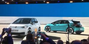 IAA 2019: Volkswagen a prezentat revoluționarul ID.3 cu o seară înaintea debutului Frankfurt Motor Show
