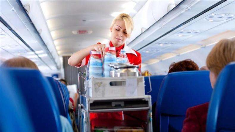 STUDIU: Apa din avioane nu este bună de băut