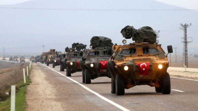 """UPDATE: Armata turcă a intrat în Siria. Operațiunea """"Izvorul Păcii"""" vizează Statul Islamic şi miliţiile kurde"""