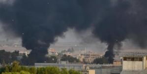Atacul turc din nordul Siriei continuă cu bombardamente și sunet de marșuri otomane