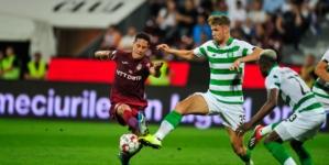 Celtic Glasgow – CFR Cluj 2 – 0: Desculți în ploaie