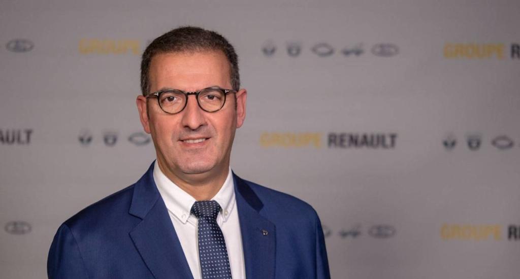 Christophe Dridi - Dacia Renault