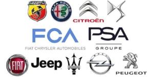 Grupurile Fiat Chrysler și Peugeot – Citroen, în negocieri pentru crearea unui gigant auto transatlantic de 50 de miliarde de dolari