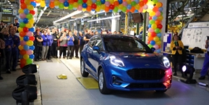 O companie din România a cumpărat 100 de SUV-uri Ford Puma