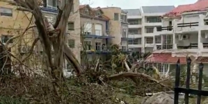 Furtuni violente în sudul Europei