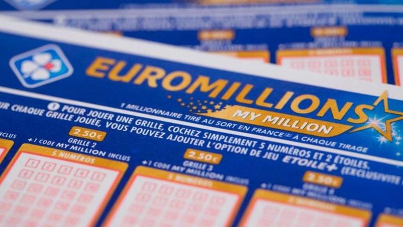 190 de milioane de euro, câștigați la loterie